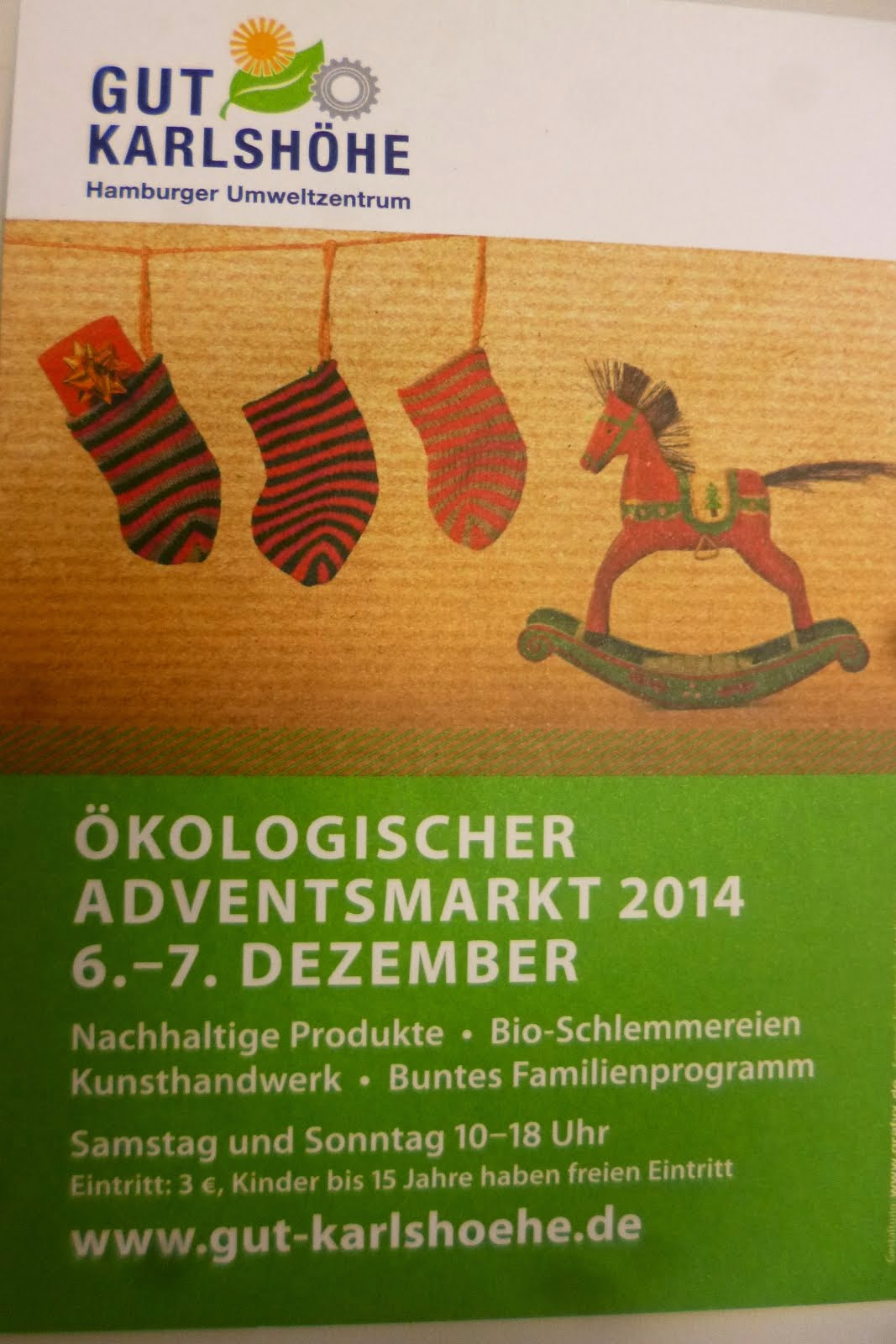 Das war der Adventsmarkt 2014