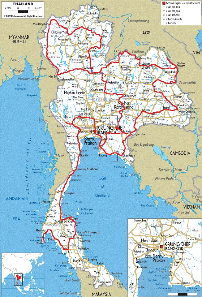 Awol Geordie Northern Thailand Winter Trip Buying A