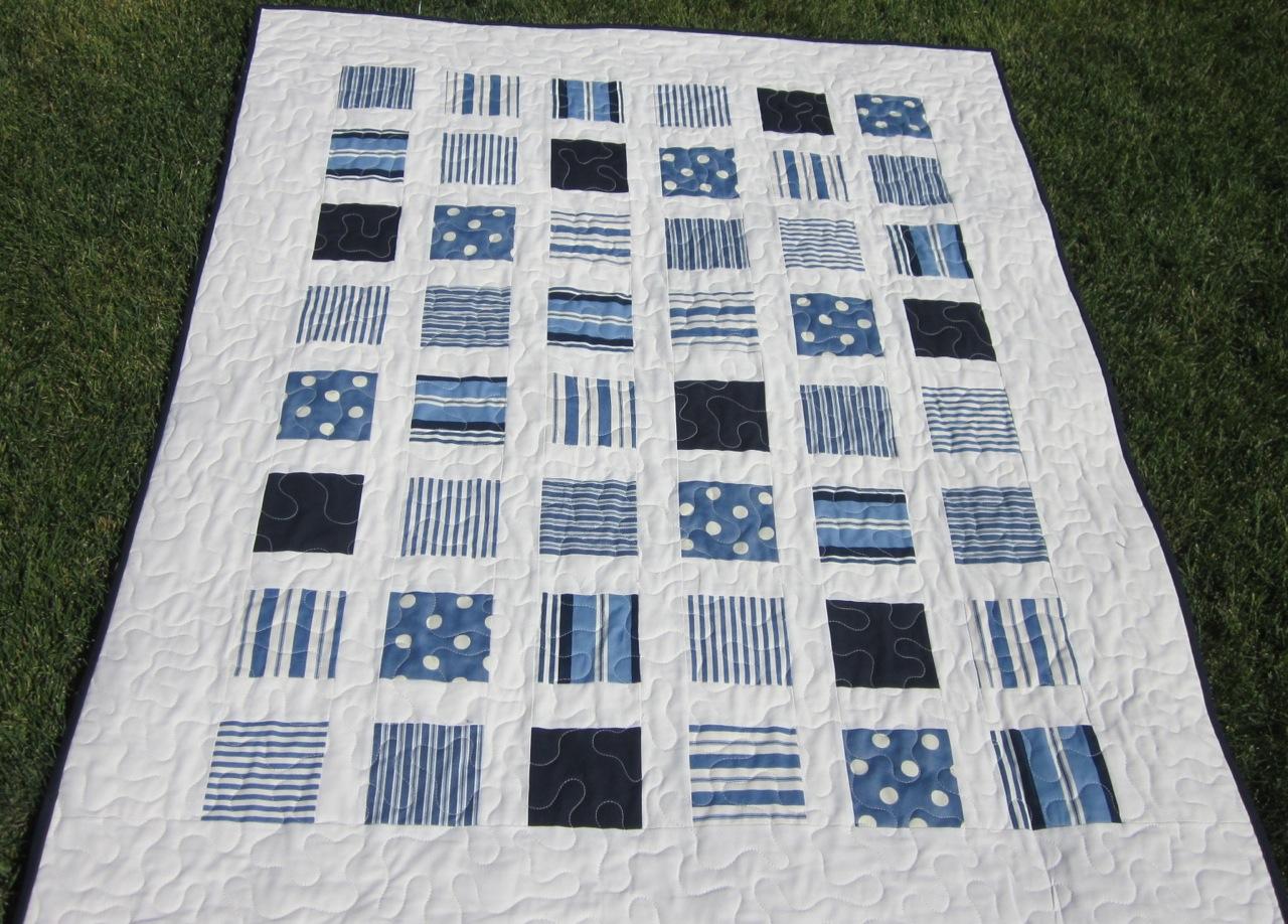 Latimer Lane: Baby Boy Quilt : little boy quilts - Adamdwight.com