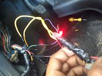 LED indicador