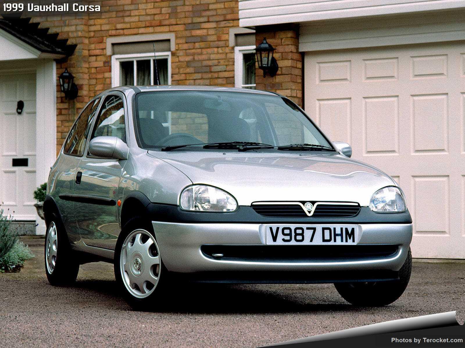 Hình ảnh xe ô tô tVauxhall Corsa 1999 & nội ngoại thấ