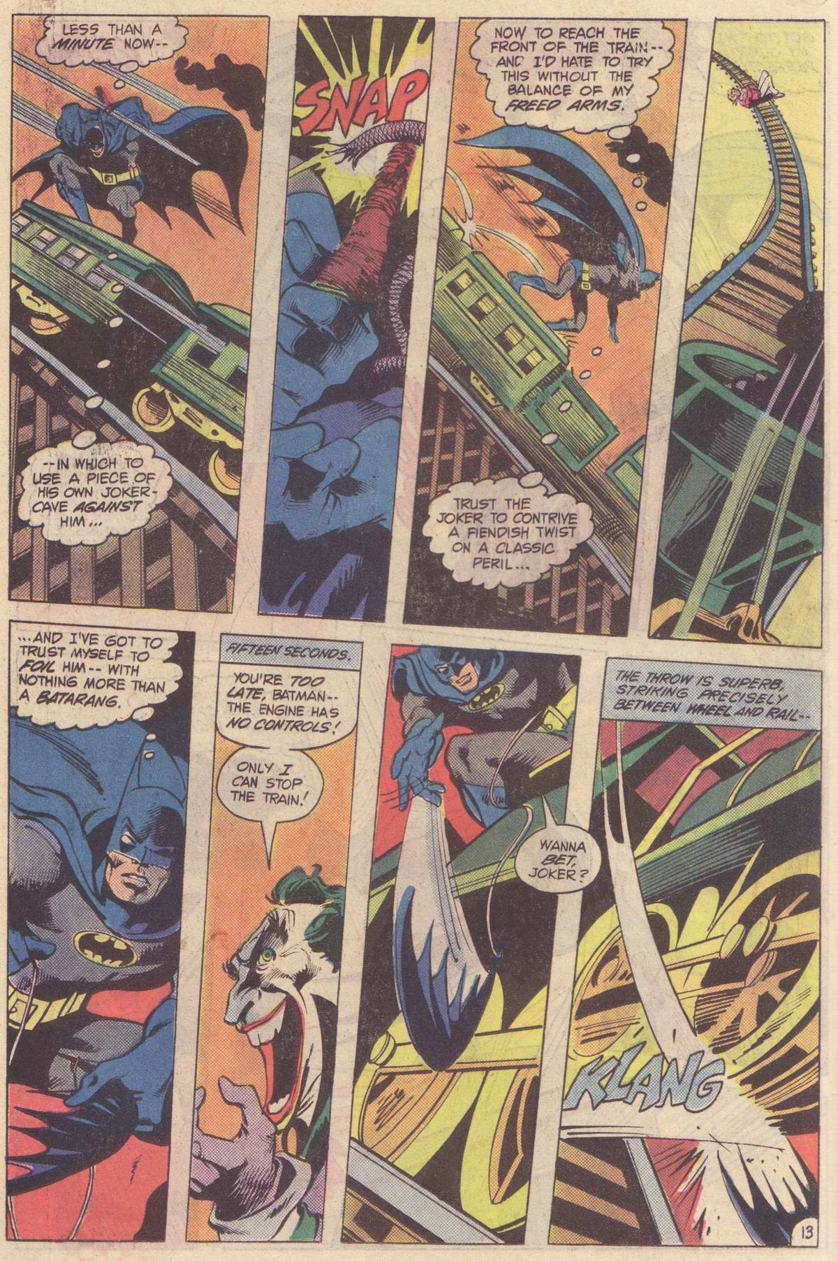 Detective Comics (1937) Issue #532 Page 14
