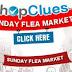 Shopclues Sunday Flea Market : 100% Cashback On Purchasing Products
