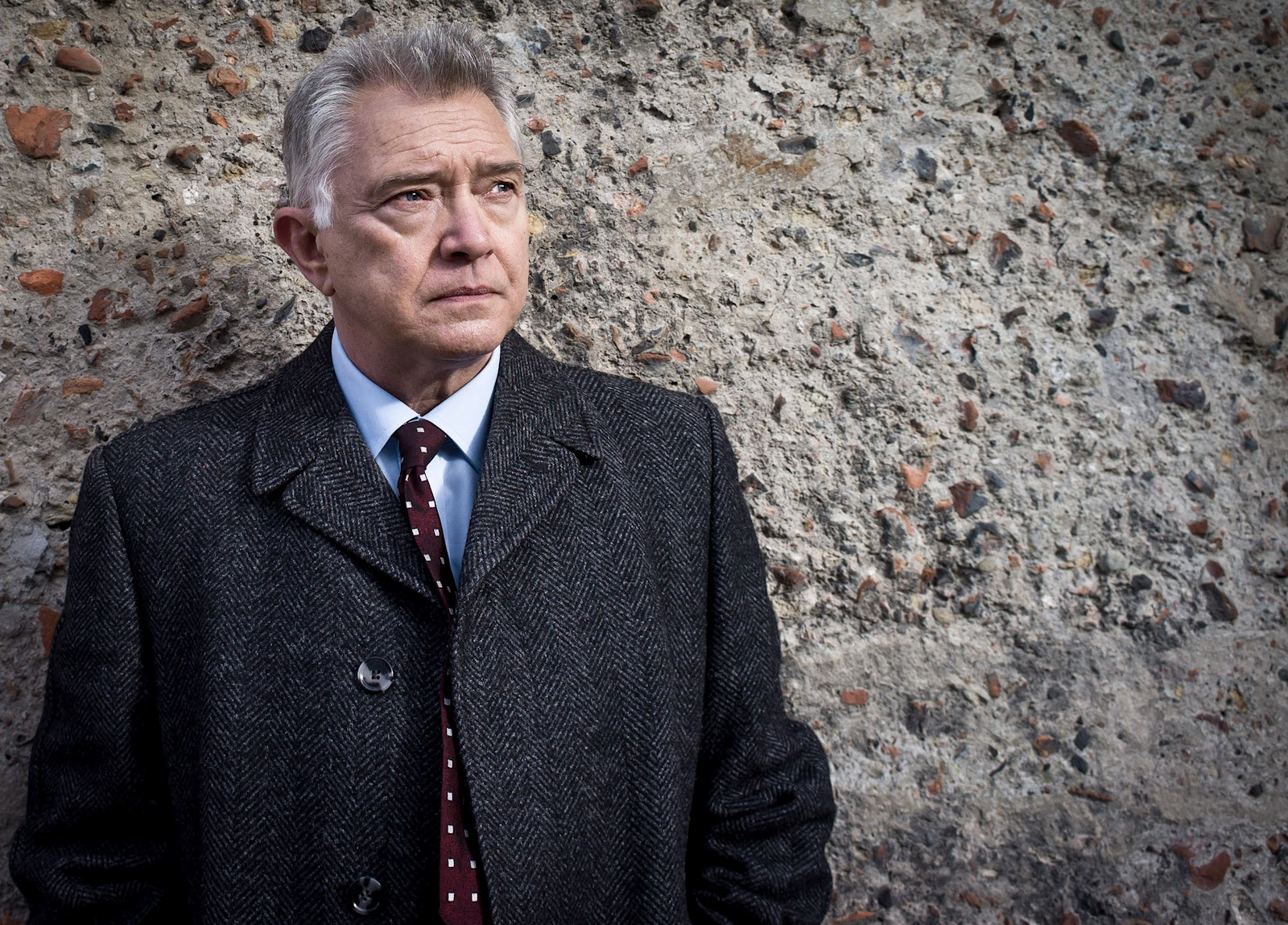 The Custard TV: George Gently: Comfy Bank Holiday TV? George Gently