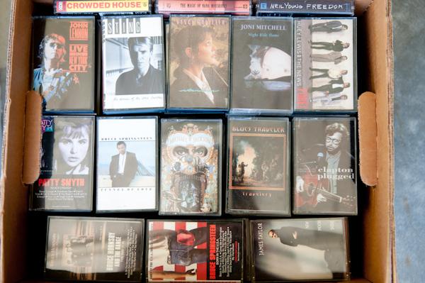 Heygreenie Vintage 80 S 90 S Cassette Tapes Pop Music