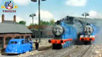 The Fat Controller talk about Gordon Thomas and friends Edward the really useful engine retiring