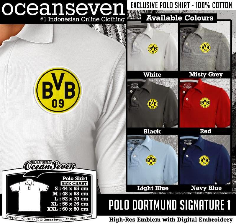 Kaos Polo Dortmund Signature 1