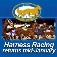 Racing returns on January 12, 2018