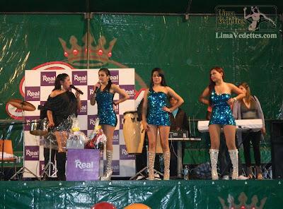 Mayra Yénkenes Lisset Silva Las Dueñas del Swing Las Dueñas del Swing la rompen en Lima y provincias con talento y belleza.