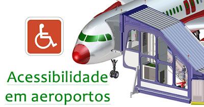 Acessibilidade em aeroportos