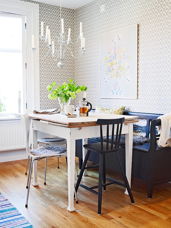 Beautiful Small Apartment Table Gallery Home Design Ideas