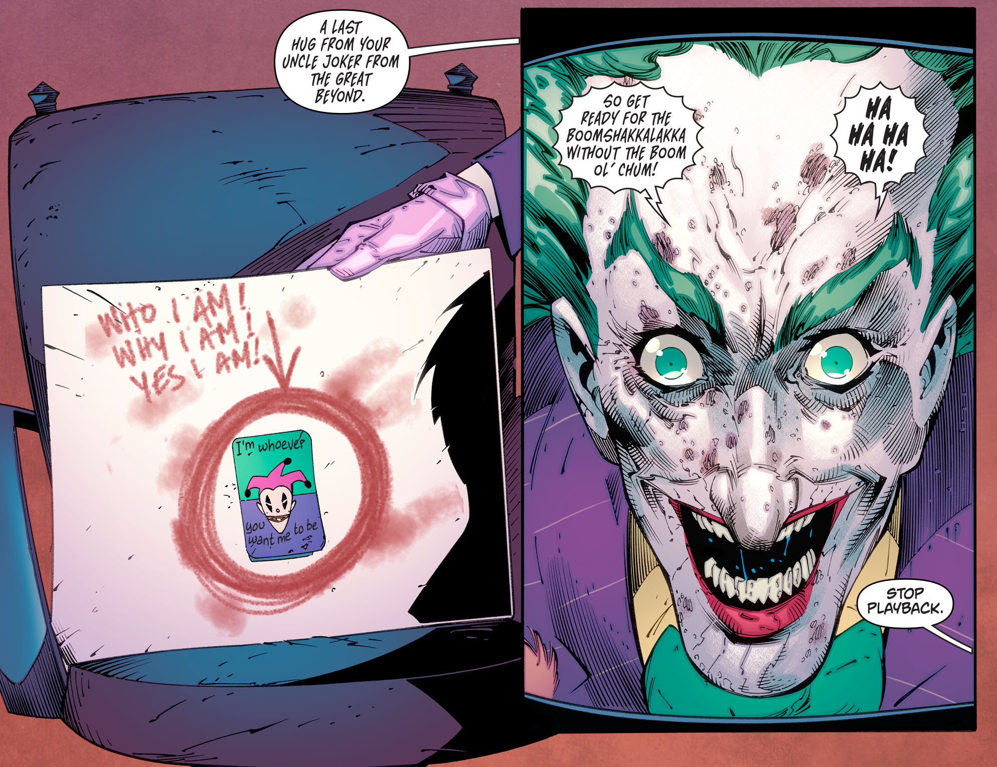 Batman: Arkham Knight [I] Issue #4 #6 - English 20