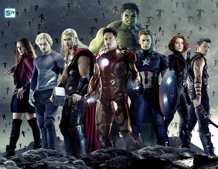 "MOVIES: Avengers: Age of Ultron - Review: ""Fun With Flaws"""