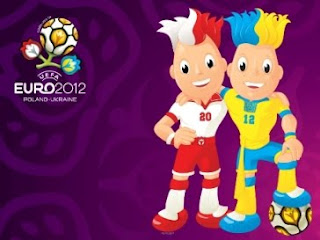 Logo resmi Piala Eropa 2012