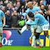 أهداف مباراة مانشستر سيتي وسندرلاند 3-1 نهائي كأس الرابطة الإنجليزية