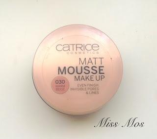 Matt Mouse Make up