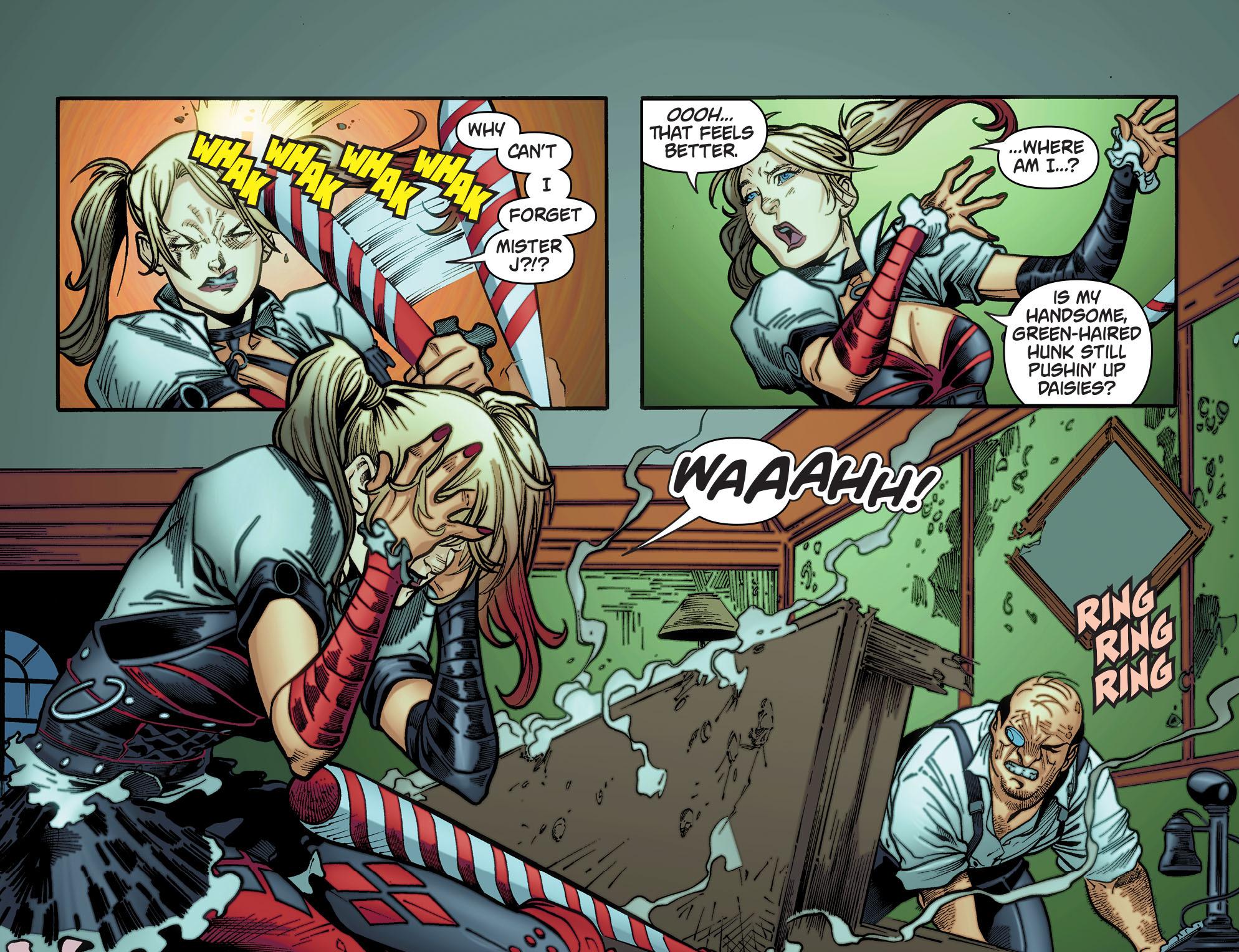 Batman: Arkham Knight [I] Issue #36 #38 - English 9