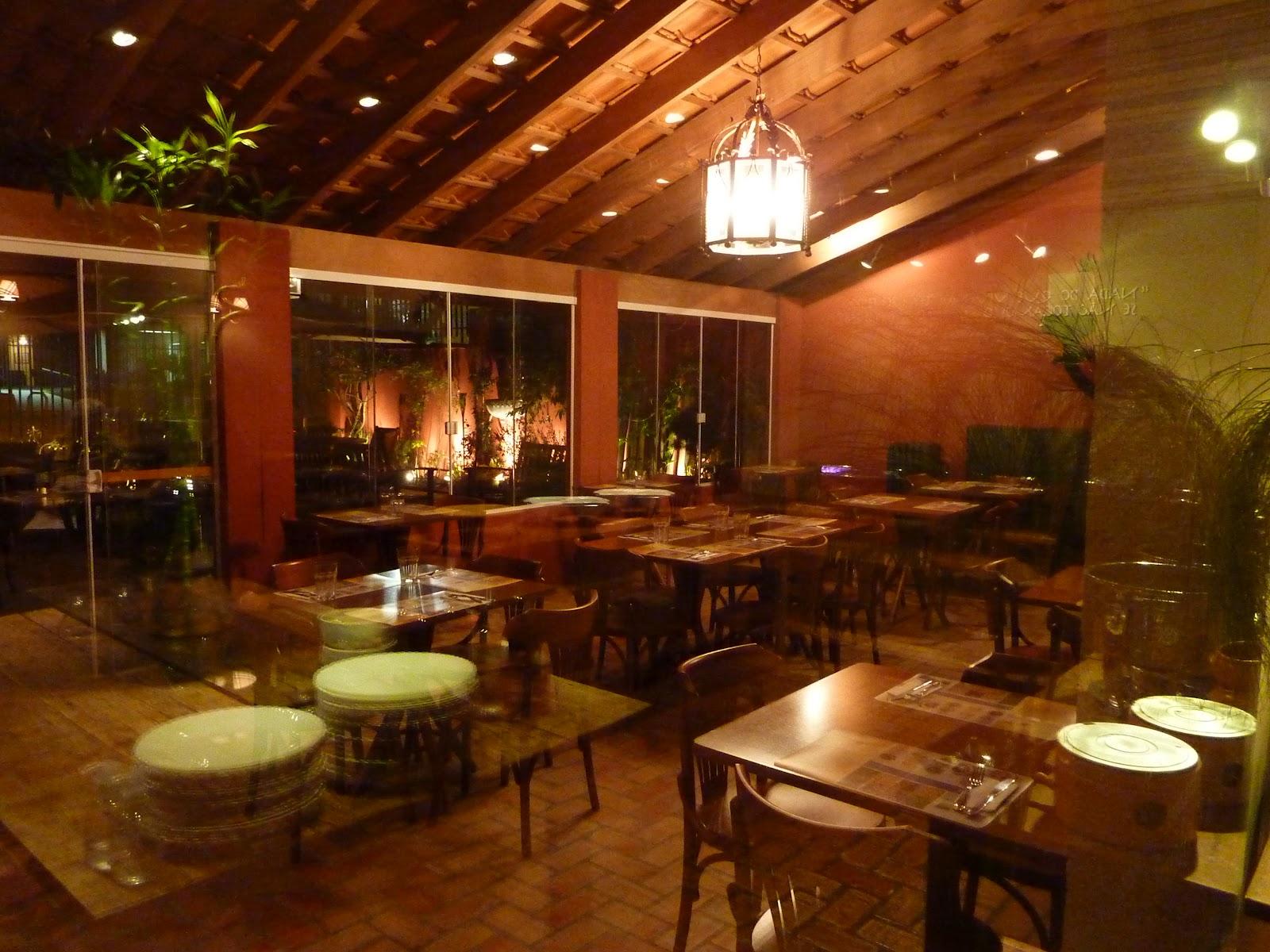 Interior and art design design de interiores restaurante - Interiores de restaurantes ...