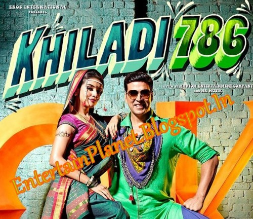 Satyajit Jena New Song Mp3 Downlod: Khiladi 786 (2012) MP3 Songs Download