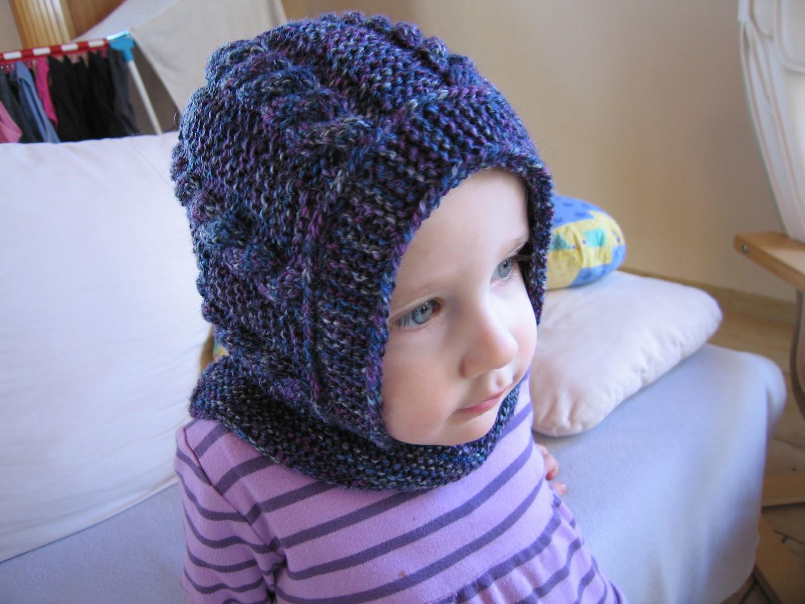 Шапка-шлем для девочки своими руками фото 613
