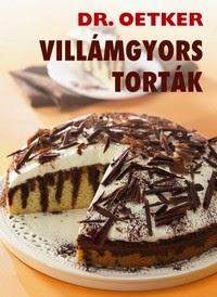 Villámgyors torták