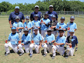 2nd Place - 8U San Marcos Slug Fest, Apr 2012