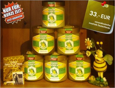 Honig, Bienen, Imker werden