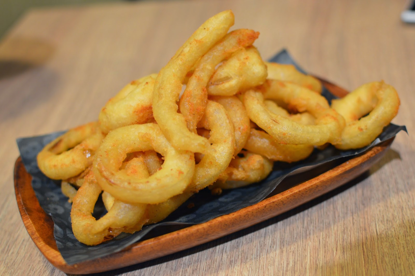 8 Cuts Burger Blends Onion Rings