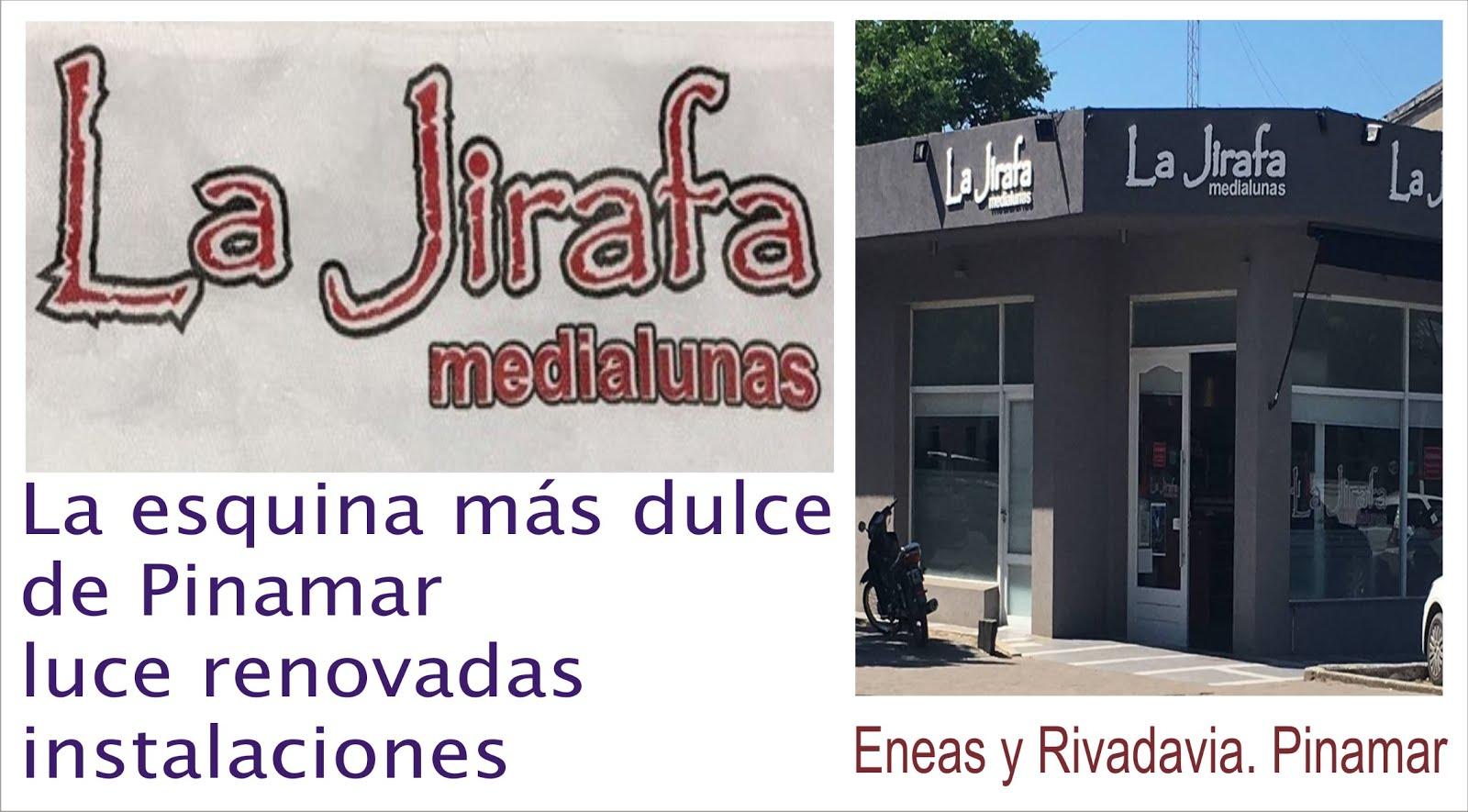 Medialunas La Jirafa