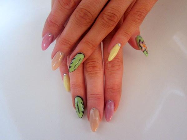 Sally Hansen Exotica Complete Salon Manicure Range for Spring 2013