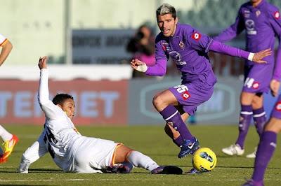 Fiorentina Lecce 0-1 highlights