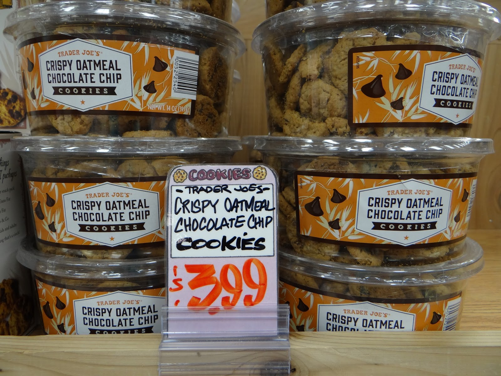 Chocolate Chip Cookie Trader Joe S