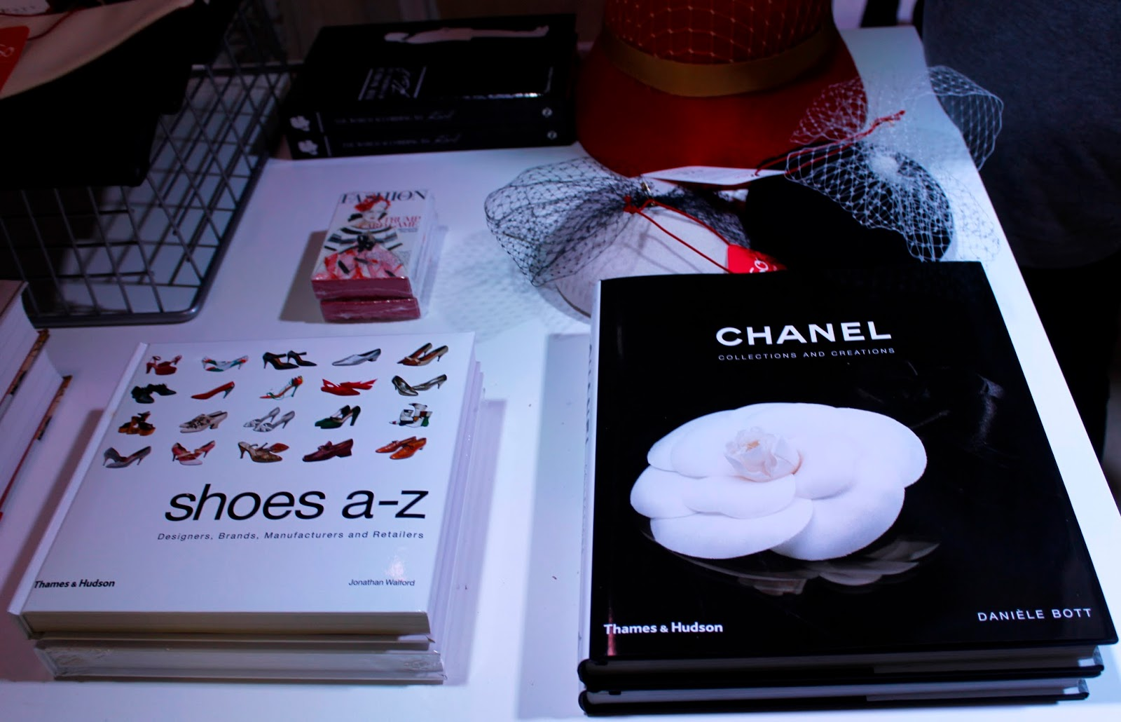Chanel, Shoes A-Z Book