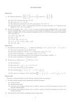 Subiecte matematica - titularizare 2009 (judetul Hunedoara)