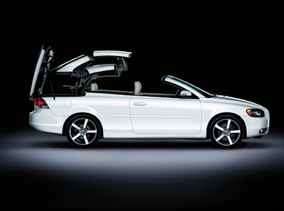volvo-c70-ice-white-edition-transformer