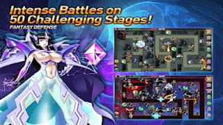 Fantasy Defense 2.0.4 apk Android Game