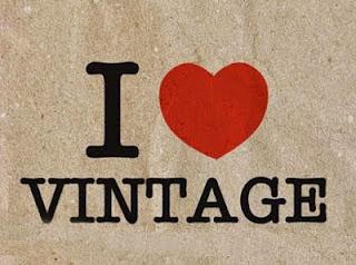 Moda Vintage - retro moda dos anos 20, 30, 40, 50, 60 e 70