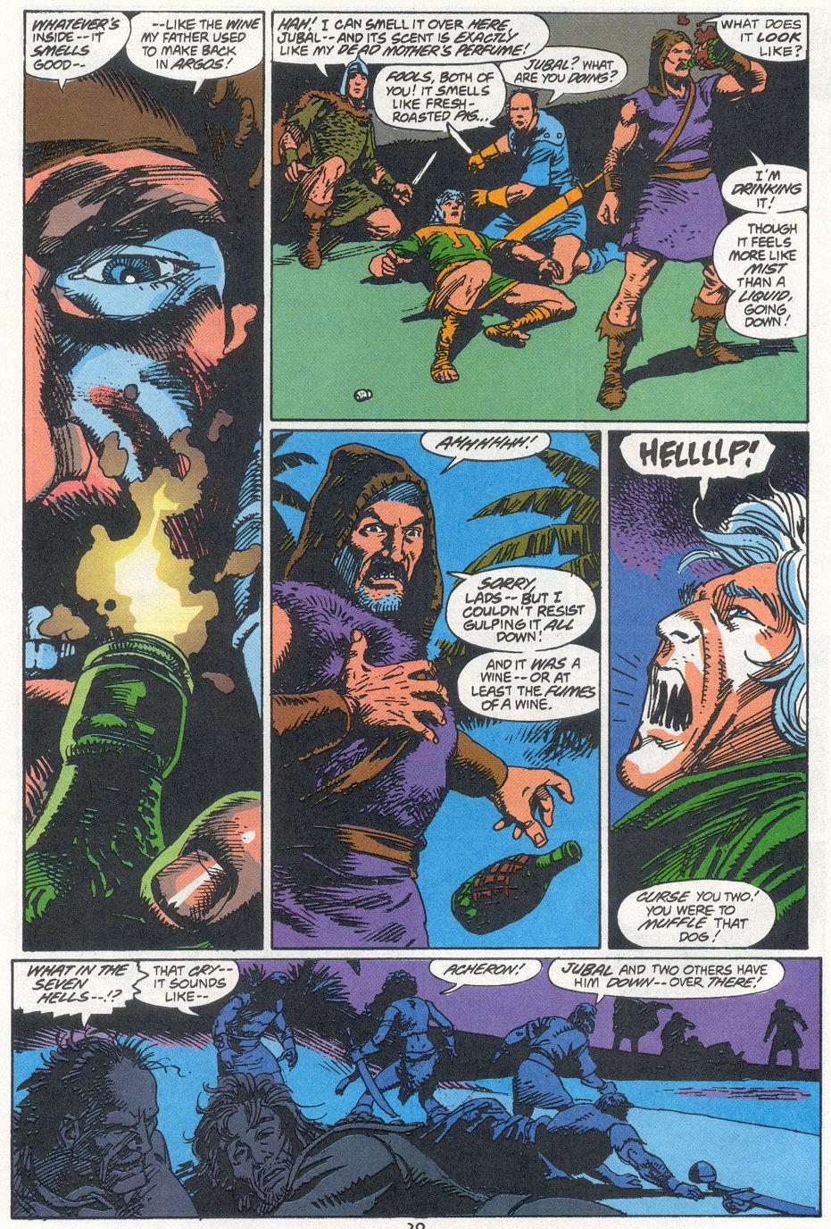 Conan the Barbarian (1970) Issue #270 #282 - English 16