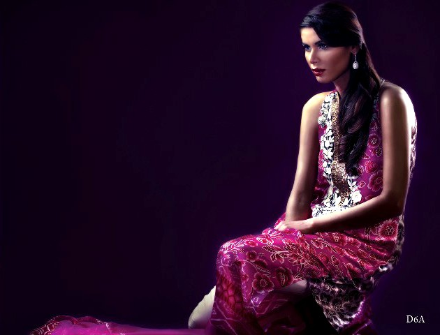 sana safinaz silk collection 2012 for womens latest eid