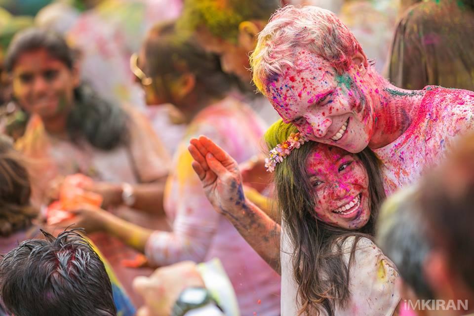 Pre Wedding Photoshoot On Holi Festival 2015 Feliciazoe
