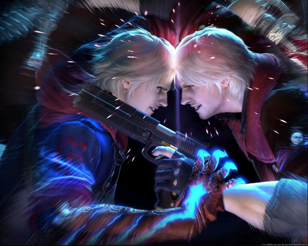 Devil May Cry HD & Widescreen Wallpaper 0.875571433889101