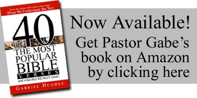 Pastor Gabe's Book