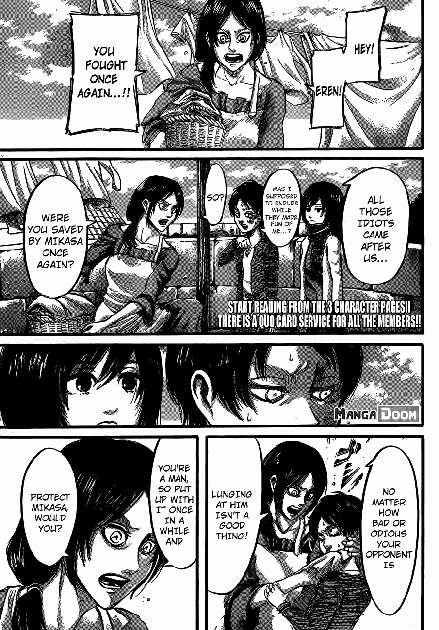 Shingeki no Kyojin - Chapter 50 - 2