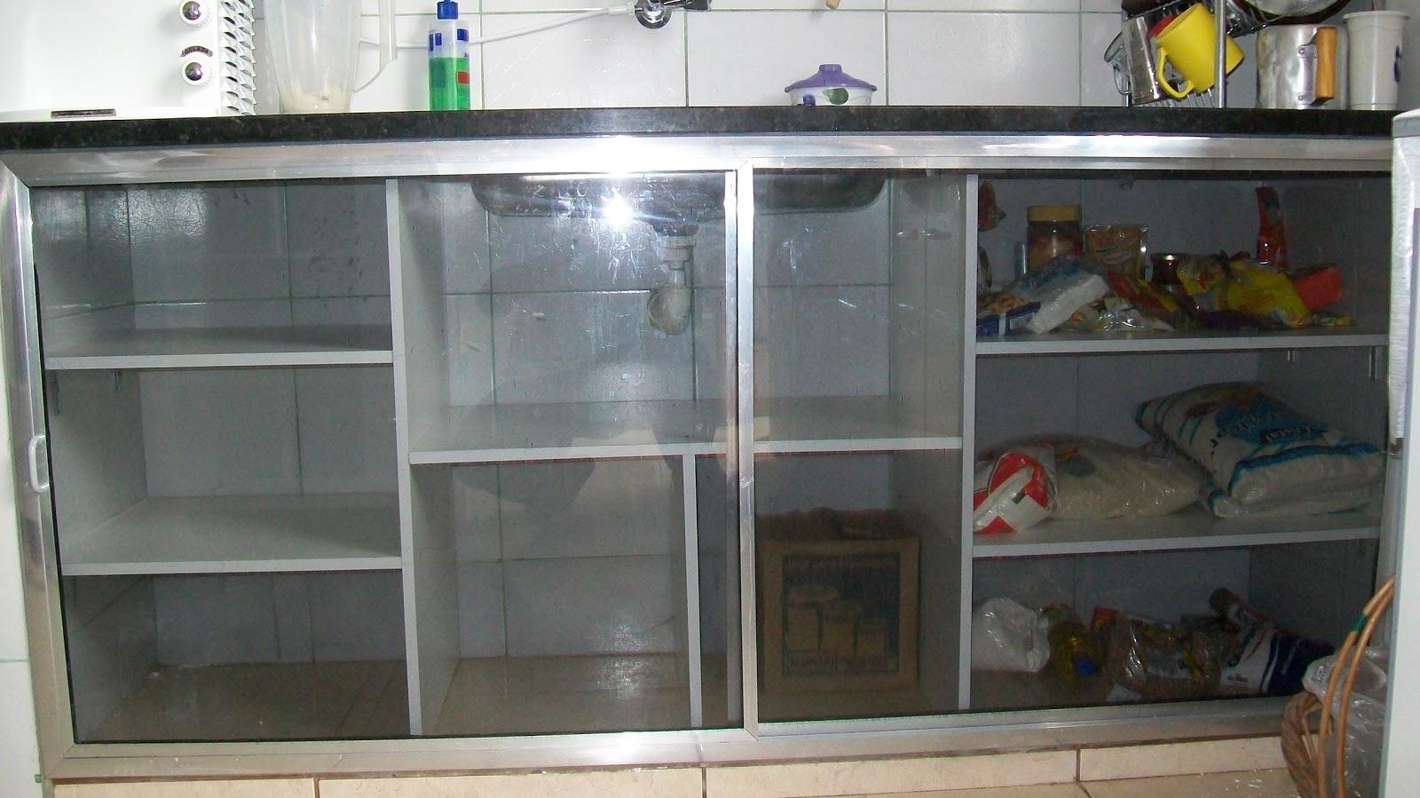 Fotos De Armário Embutido Para Cozinha Pictures To Pin On Pinterest  #5F473B 1600 899