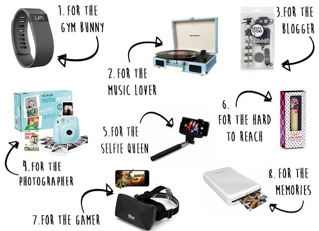 Christmas Gift Guide: Gift Ideas For The Tech Lover