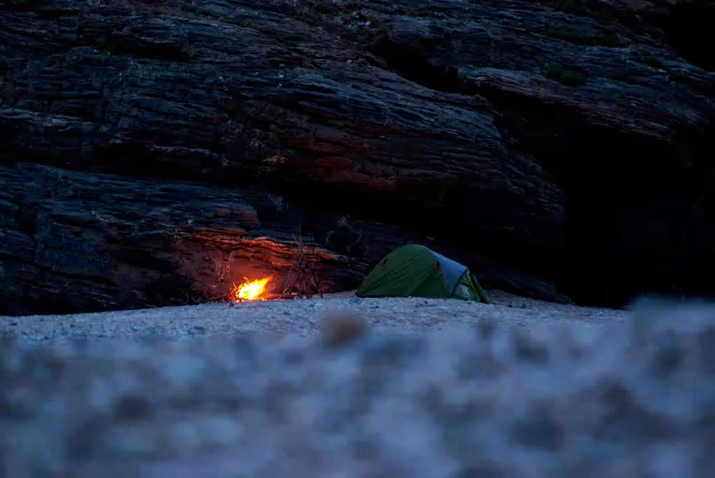 Free camping Βαρελαίοι