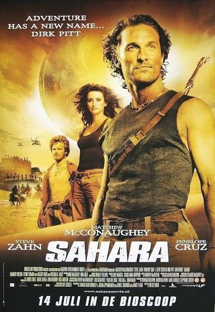 Sahara พิชิตขุมทรัพย์หมื่นฟาเรนไฮต์ (HD)