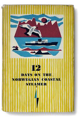 1960s travelogue book jacket
