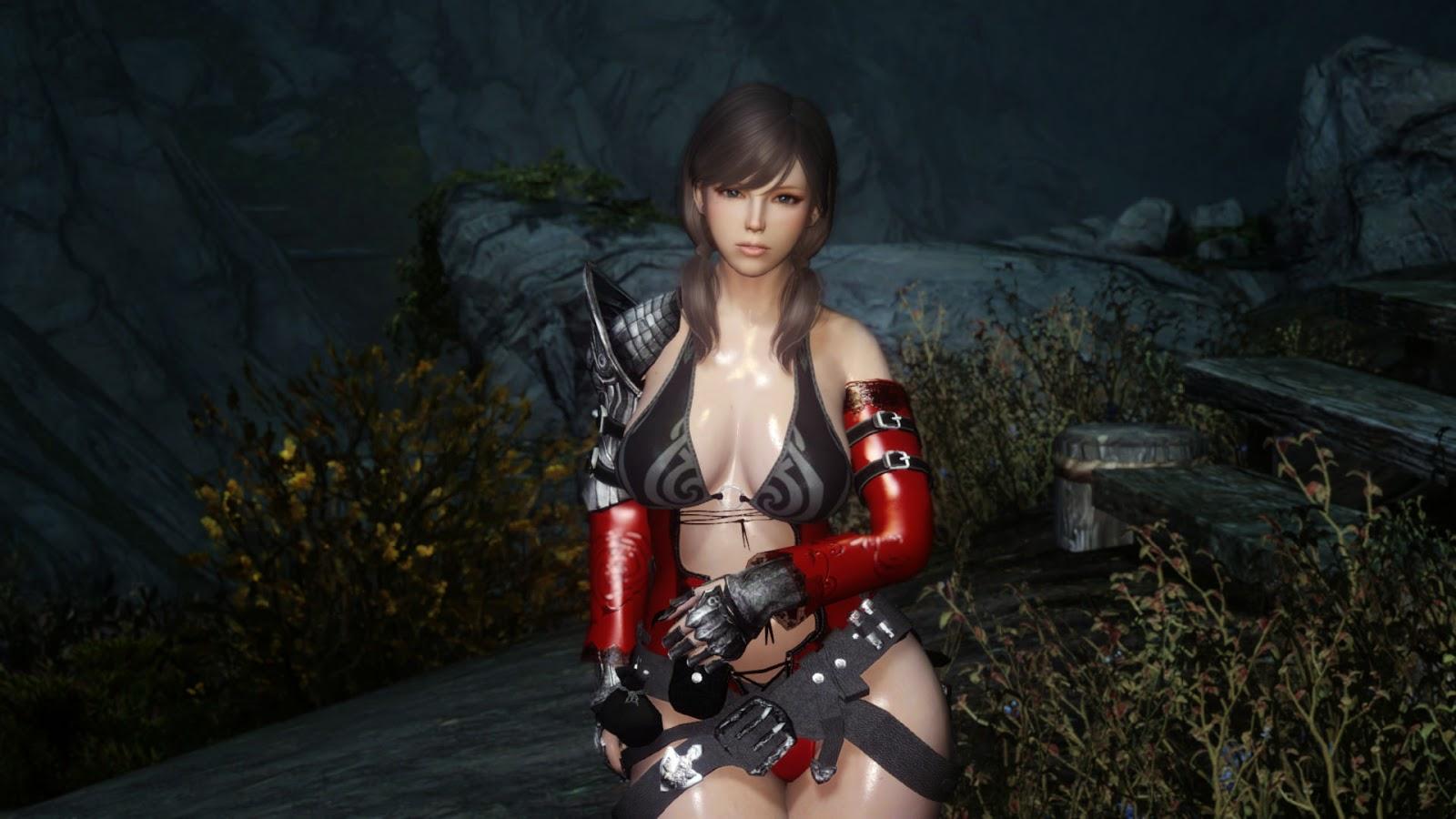 Oblivion nude mod uncensored fucked pics