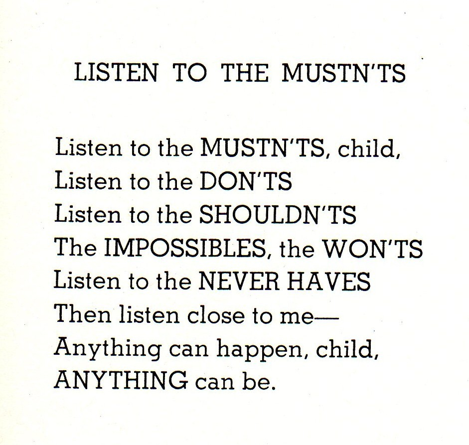 Reading Quotes Shel Silverstein Quote